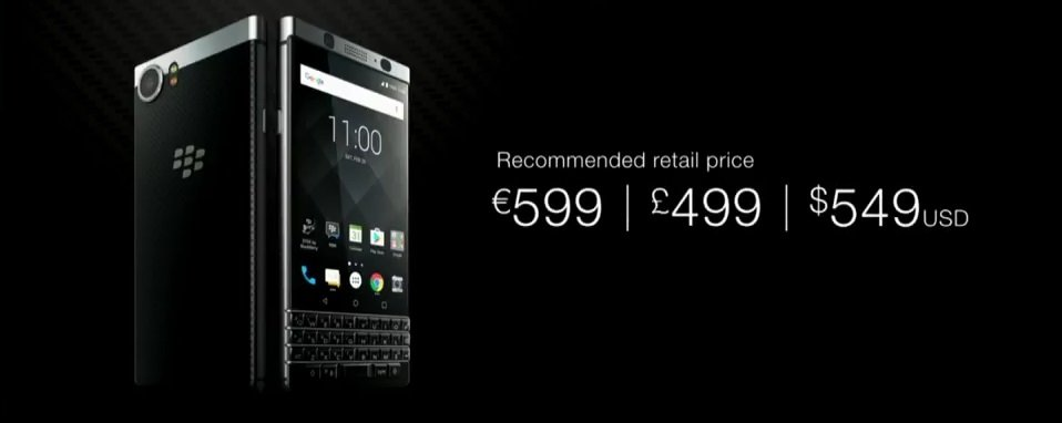 BlackBerry-Keyone-Preis