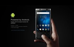 BlackBerry KEYone: Klassisches...