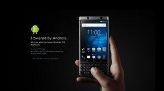 BlackBerry KEYone: Klassisches BlackBerry-Smartphone mit Android vorgestellt