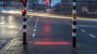 Smartphone-Zombies: Diese Lichtlinien sollen sie stoppen