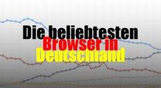 Browser Statistik: Die beliebtesten Desktop- und Mobile-Browser in Deutschland