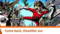 Come back, Viewtiful Joe: Warum nicht auf der Switch?