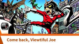 Come back, Viewtiful Joe: Warum nicht auf der Switch?