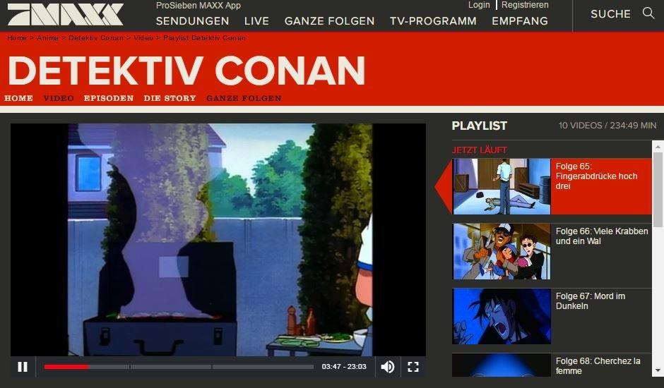 serien stream detectiv conan