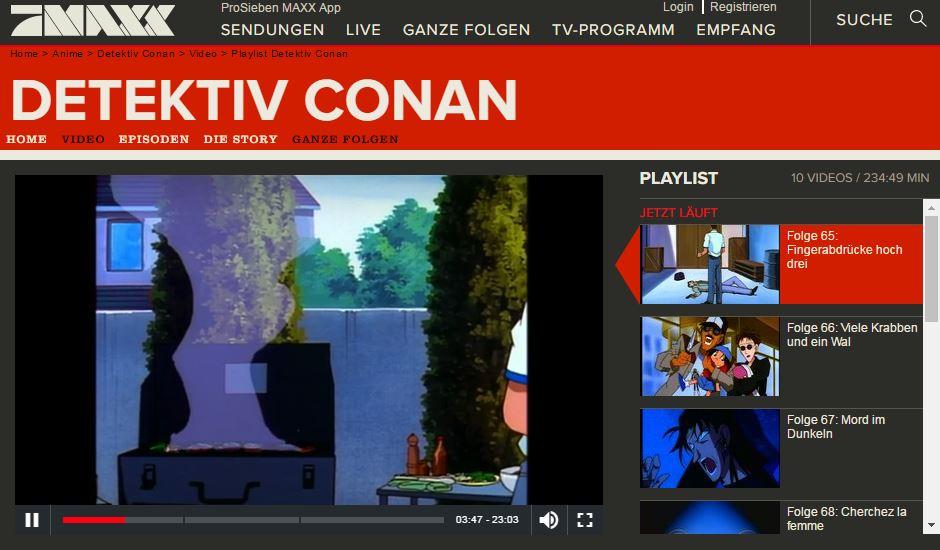 Detektive Conan Stream