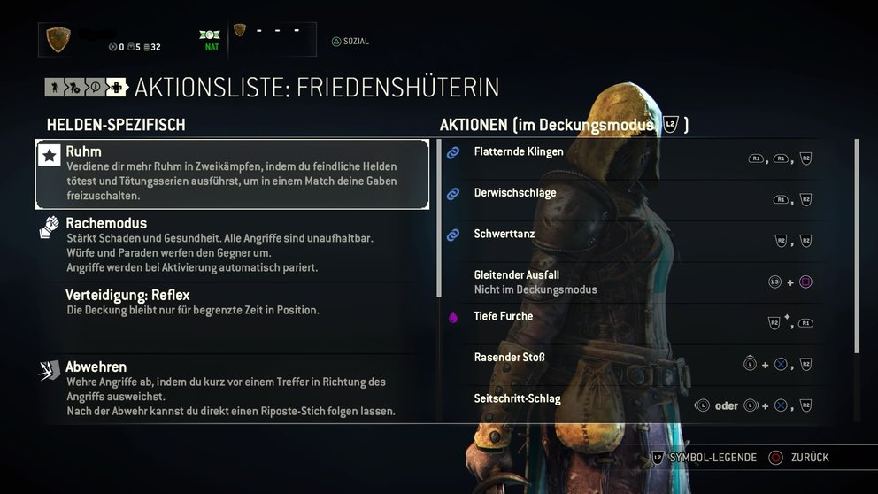 Peacekeeper For Honor Guide