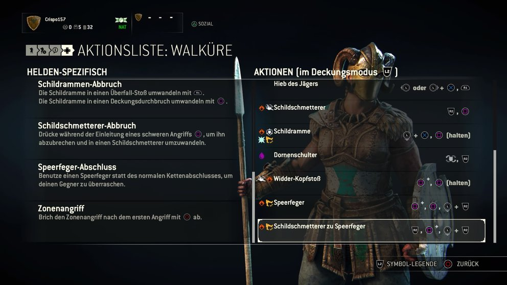 For Honor Walküre Guide