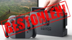 Nintendo Switch: Update zum Leak/Konsole gestohlen