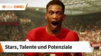 FIFA 17: Talente mit Potenzial - Die Stars von morgen