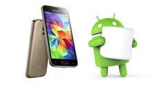 Samsung Galaxy S5 mini: Update auf Android 6.0.1 Marshmallow wird in Deutschland verteilt
