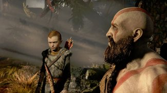 God of War: Kratos-Sprecher war zu klein für die Figur