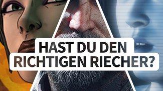 Erkennst Du diese 10 Videospiel-Helden an ihrer Nase?
