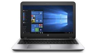 Notebook-Schnäppchen: HP ProBook 455 G4 für 479 € + 50 € Cashback von HP