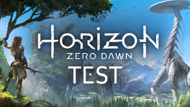 Horizon – Zero Dawn im Test: Postapokalypse in schön