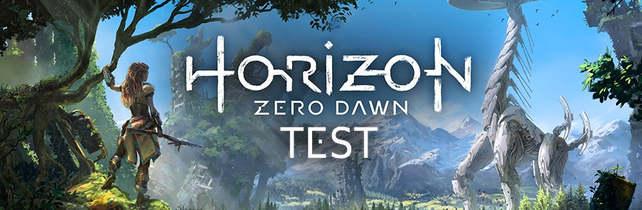 Horizon: Zero Dawn im Test