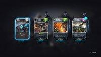Halo Wars 2: Blitz-Karten freischalten und bekommen