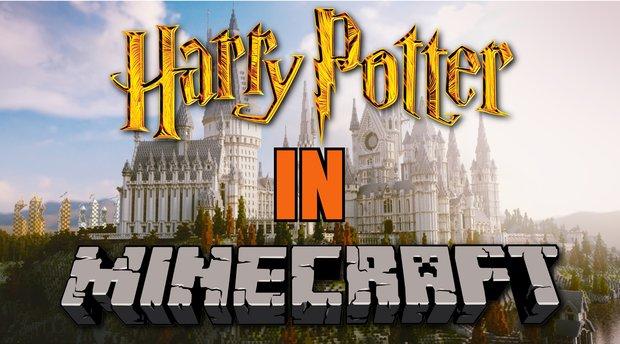 Minecraft: Willkommen in der Welt von Harry Potter