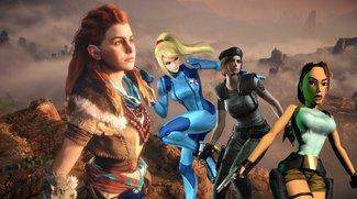 Horizon Zero Dawn: Aloy soll zur neuen PlayStation-Ikone werden