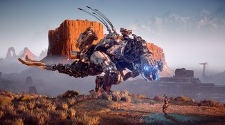 Horizon Zero Dawn:  Die Maschinen stellen sich vor