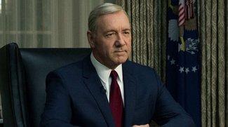 House of Cards bei Netflix schauen: Start der neuen Folgen