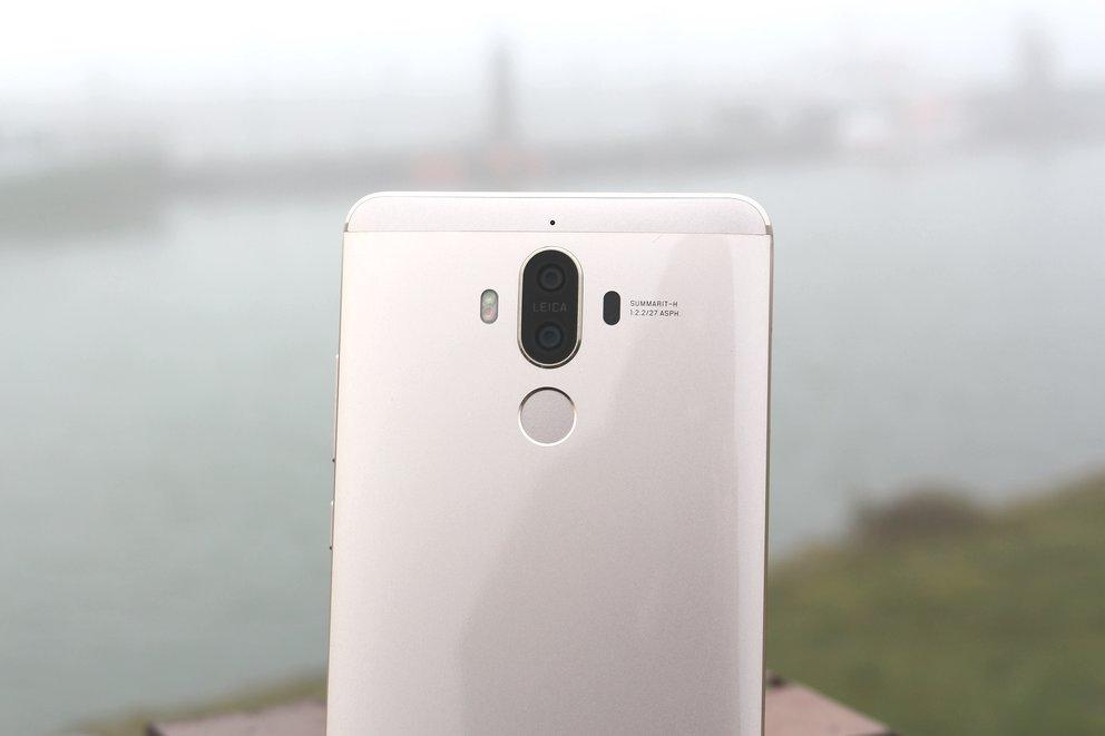 Huawei Mate 9: Mit dem Bokeh-Modus Fotos im DSLR-Stil schießen – so geht's