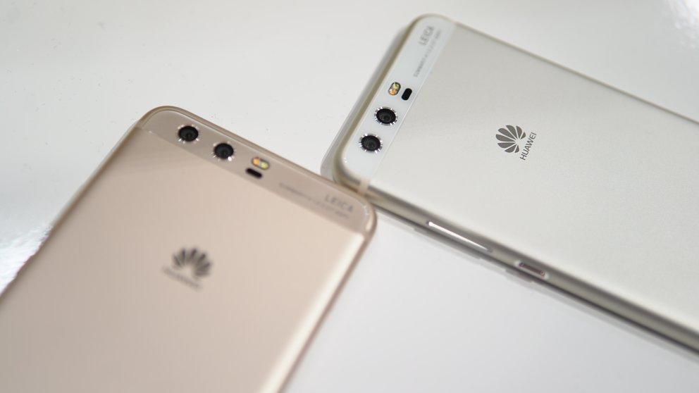 Huawei-CEO verteidigt Huawei P10:  Keine Probleme bei Display und Performance