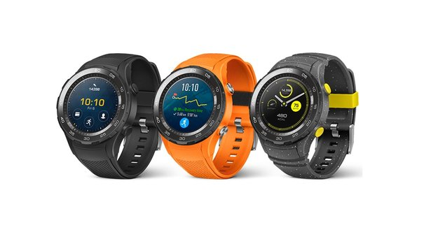 Huawei Watch 2 geleakt: Sportliche Smartwatch mit LTE und Android Wear 2.0