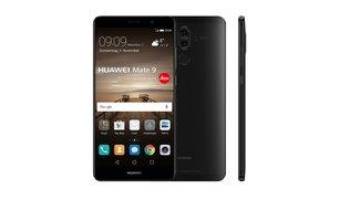 Black is Beautiful: Huawei Mate 9 ab sofort in Schwarz erhältlich