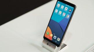 LG G6: Neues Flaggschiff-Smartphone ab sofort vorbestellbar