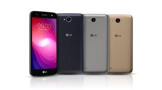 ALDI-Handy: Lohnt sich das LG X Power 2?