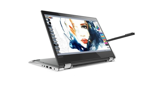 Lenovo Yoga 520: Brandneues Windows-Convertible mit Stylus geleakt
