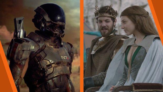Mass Effect Andromeda: Dieser Game of Thrones-Star ist mit dabei – Video
