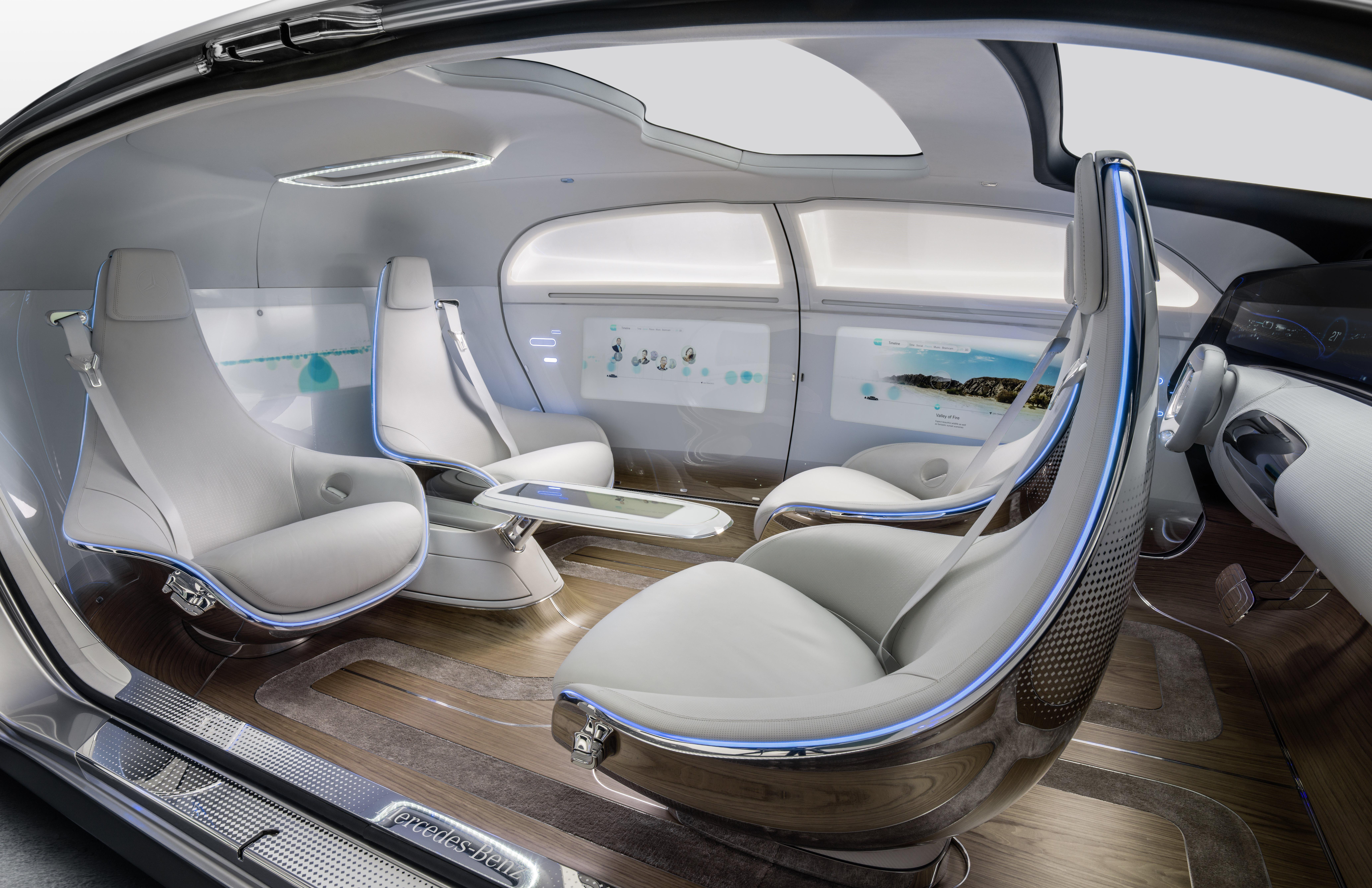 Deutsche Bank: Selbstfahrende Autos setzen sich erst 2040 durch und ...