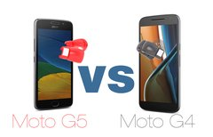 Moto G5 vs Moto G4:...
