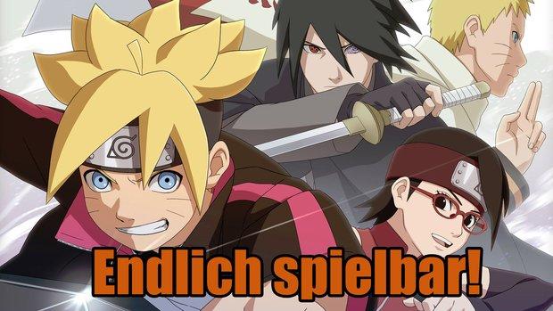 Naruto Shippuden Ultimate Ninja Storm 4: Road to Boruto-DLC veröffentlicht
