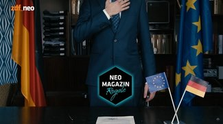 Neo Magazin Royale 2017: Heute mit Icke Dommisch & der Drehschreibe Internet