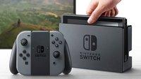 Nintendo Switch: So viel Speicherplatz benötigen die Spiele