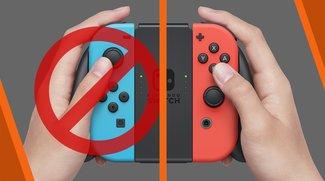 Nintendo Switch: Die Joy-Cons machen bereits Probleme