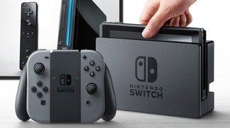 Nintendo Switch: Könnte laut Nintendo die 100 Millionen-Marke knacken
