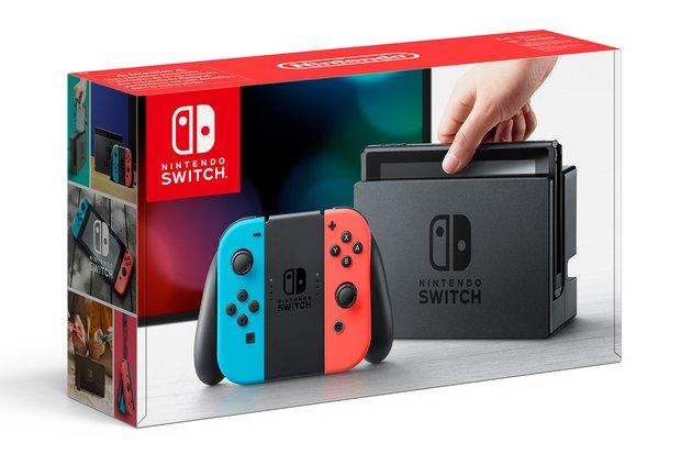 Nintendo Switch: Warum die Spiele so teuer sind