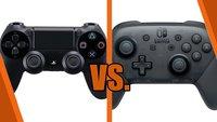 Nintendo Switch: So lange hält der Akku des Pro Controllers