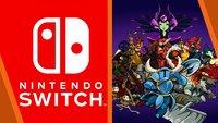 Nintendo Switch: Neue Spiele aber keine Virtual Console zum Launch