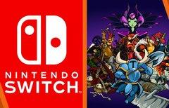 Nintendo Switch: Neue Spiele...