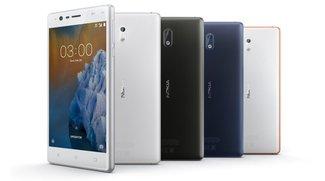 Nokia 3 vorgestellt: Günstiges Einsteiger-Smartphone mit 5-Zoll-Display