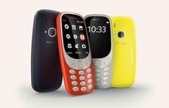 Nokia 3310 (2017) offiziell:...