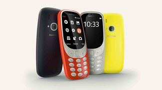 Nokia 3310 (2017) offiziell: Handy-Ikone mit (fast) unendlicher Ausdauer kehrt zurück