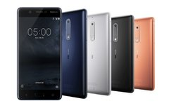 Nokia 5: 5,2-Zoll-Smartphone...