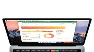 Office 2016 für Mac mit Touch-Bar-Unterstützung (Update)