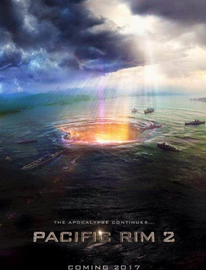 Pacific Rim 2 Poster