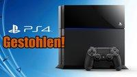 PlayStation 4: Herzlos-Diebe klauen Konsole aus Krebsstation für Kinder